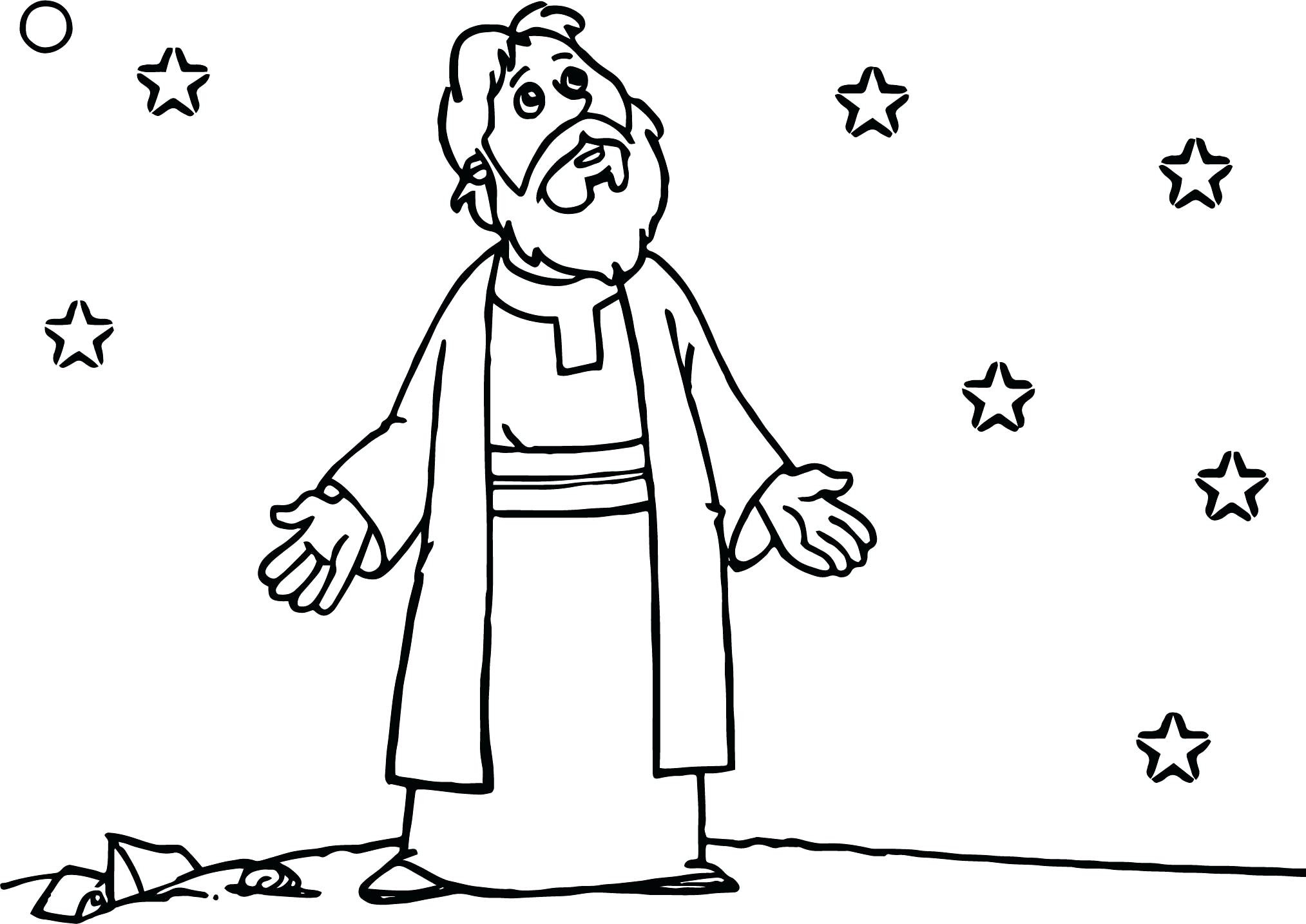 Abraham Coloring Pages At Getcolorings