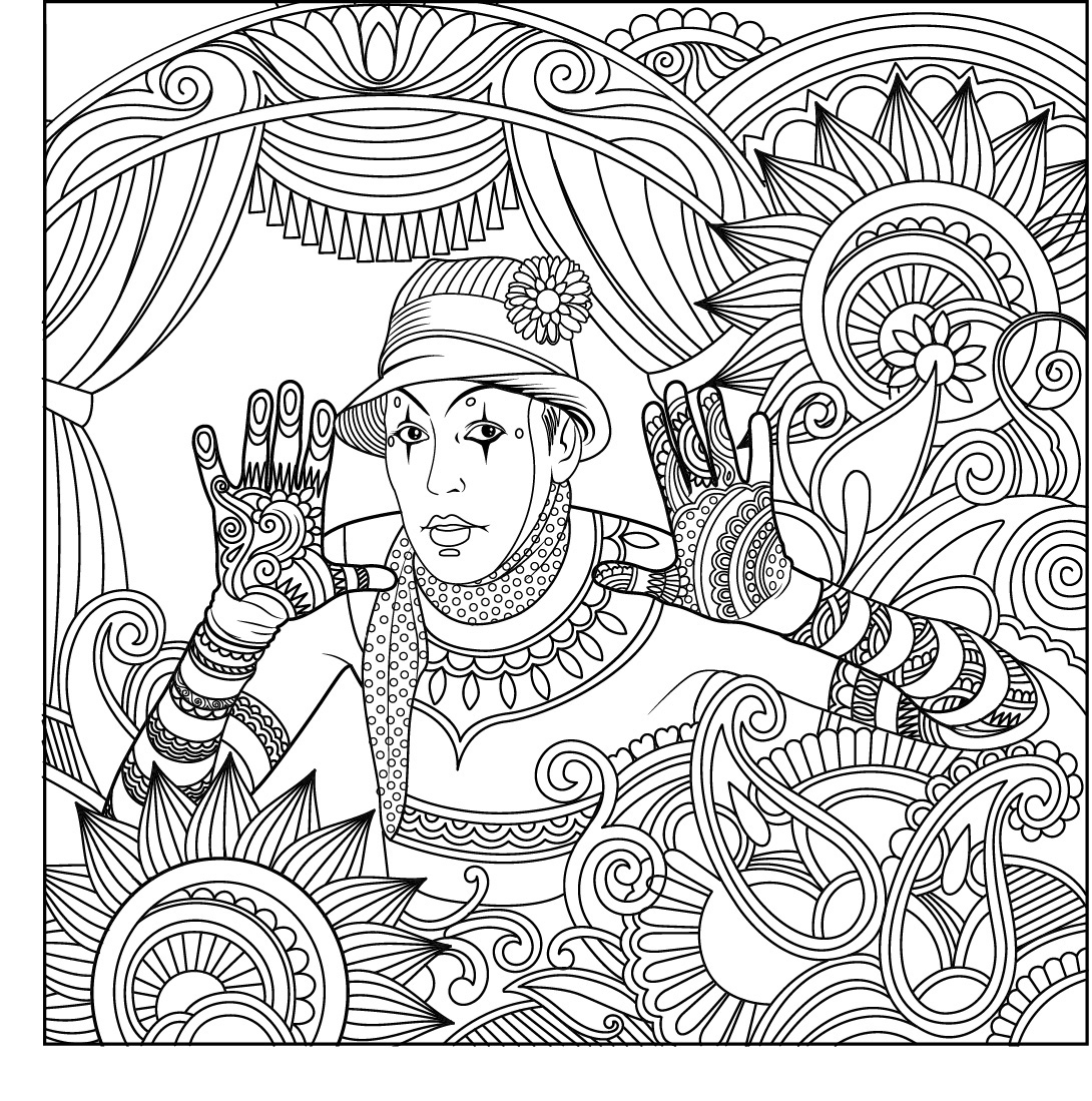 African Culture Coloring Pages At Getcolorings