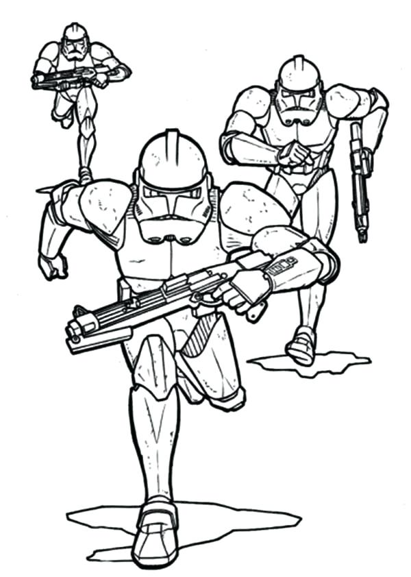 arc trooper coloring pages at getcolorings  free