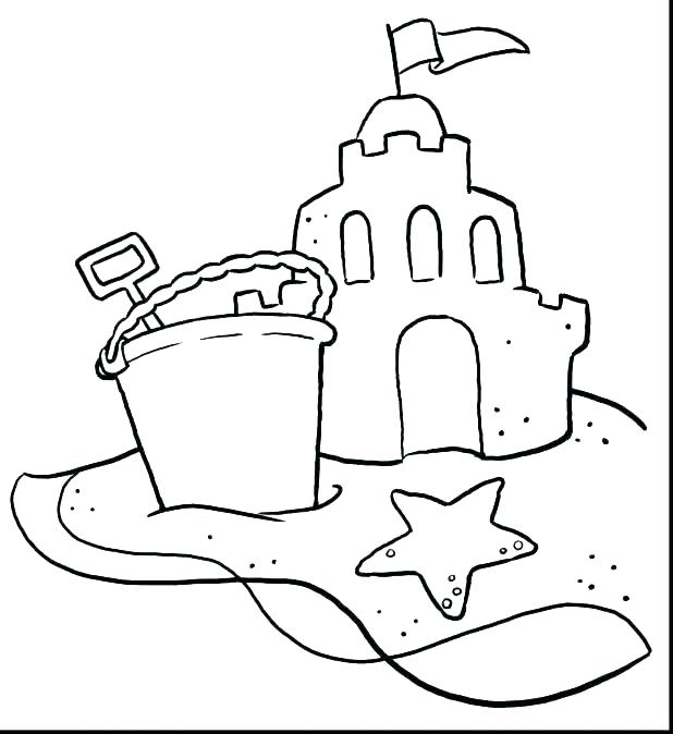 beach ball coloring page at getcolorings  free