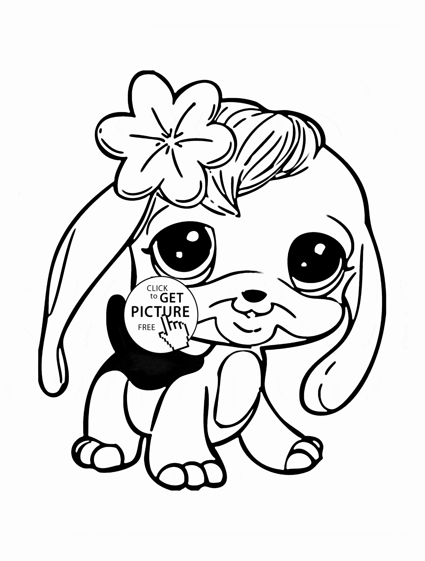 Beanie Boo Coloring Pages Only At Getcolorings