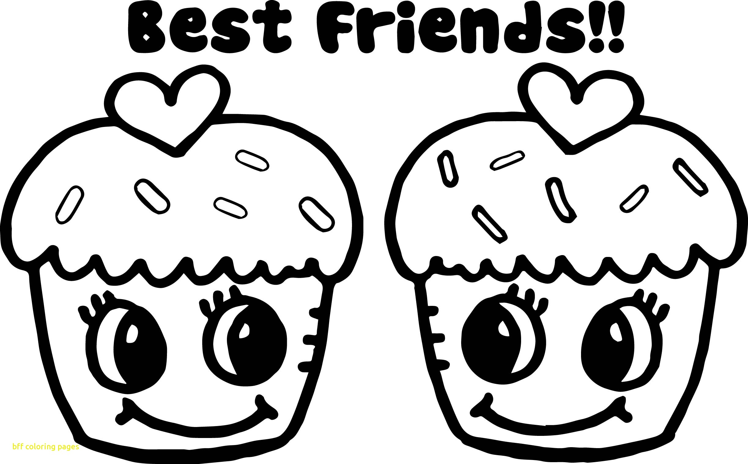 Bff Clipart