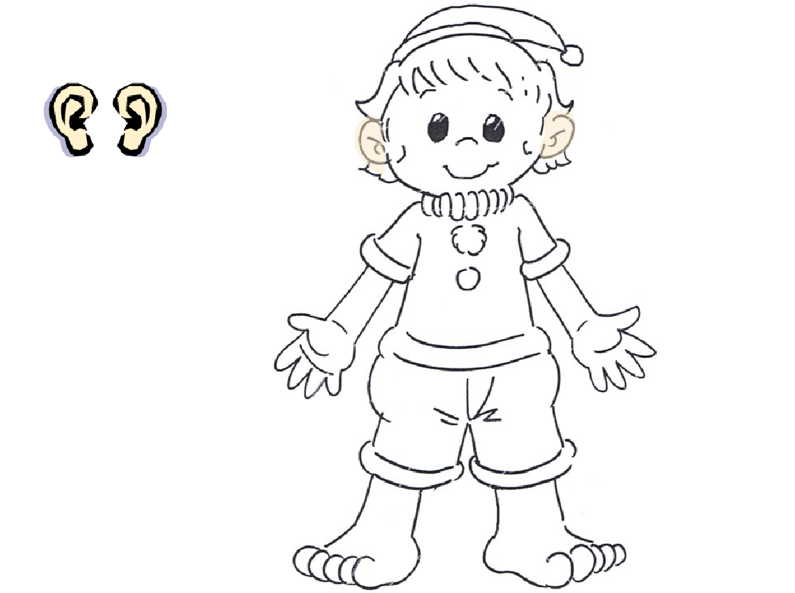 Girl Body Coloring Page At Getcolorings