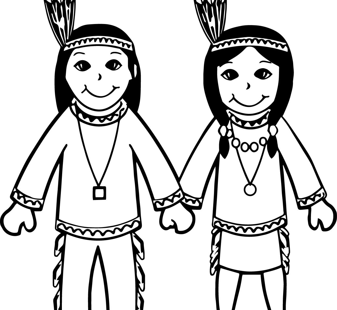 Holding Hands Boy And Girl Coloring Pages   Wiring Diagram Database