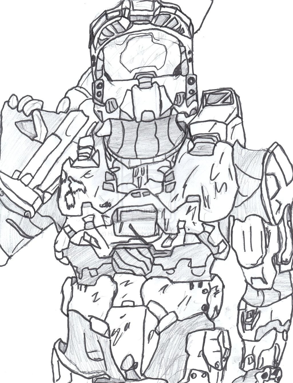 Call Of Duty Black Ops 3 Coloring Pages