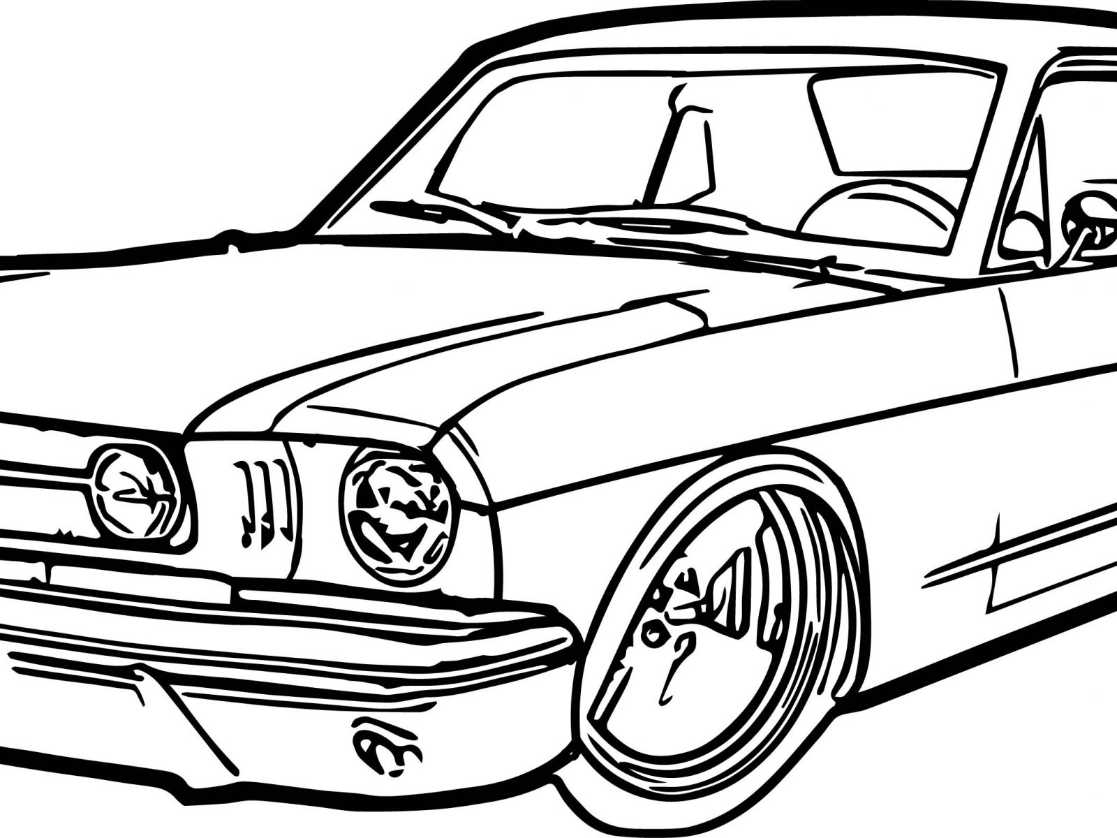 Car Logo Coloring Pages At Getcolorings