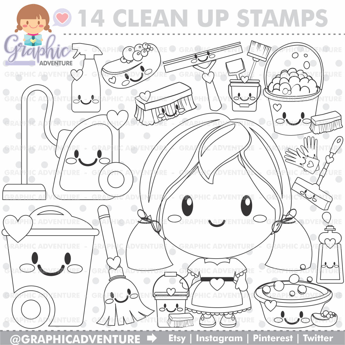 Clean Up Coloring Page At Getcolorings