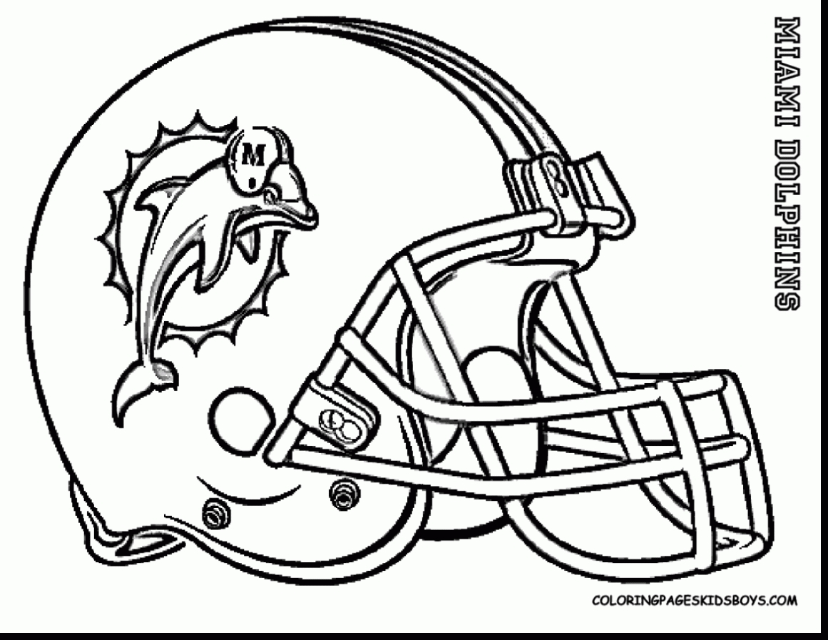 College Football Helmet Coloring Pages At Getcolorings