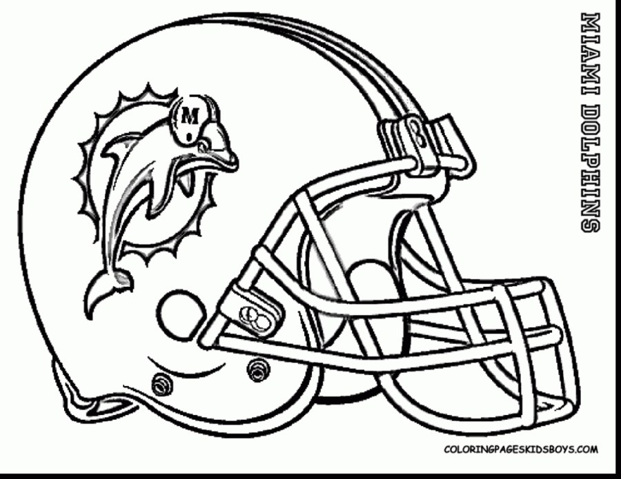 College Football Helmet Coloring Pages at GetColorings.com ...