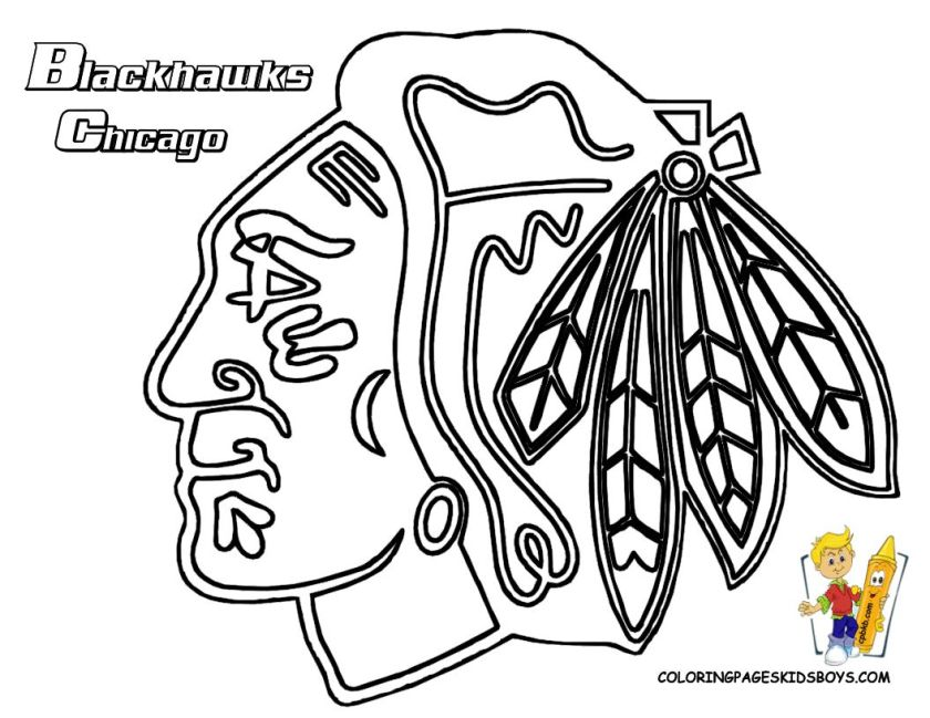colorado avalanche coloring pages at getcolorings