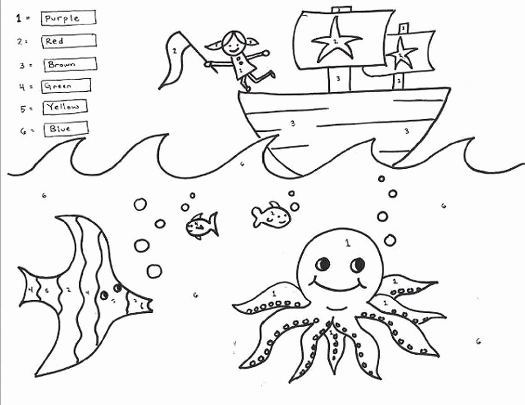 Coloring Pages For Grade 1 At Getcolorings