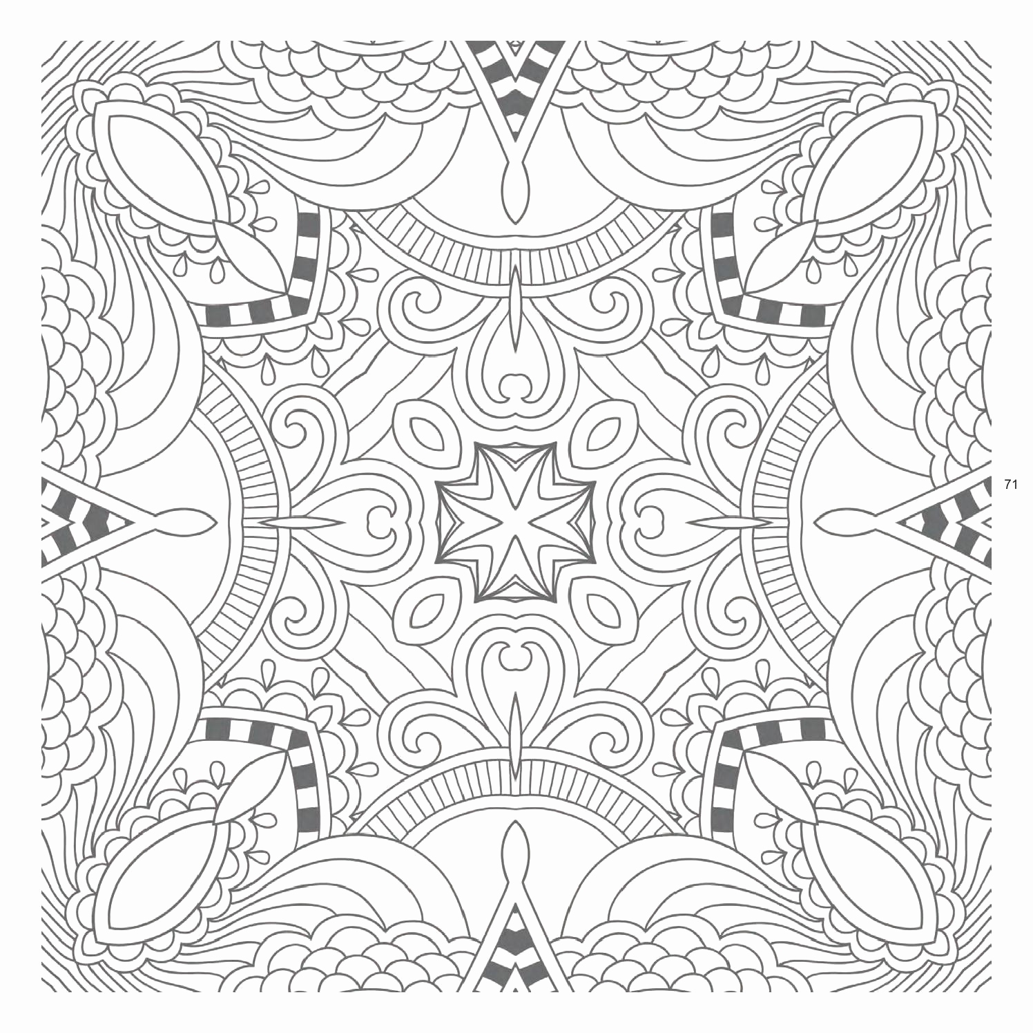 Coloring Pages For Older Kids At Getcolorings