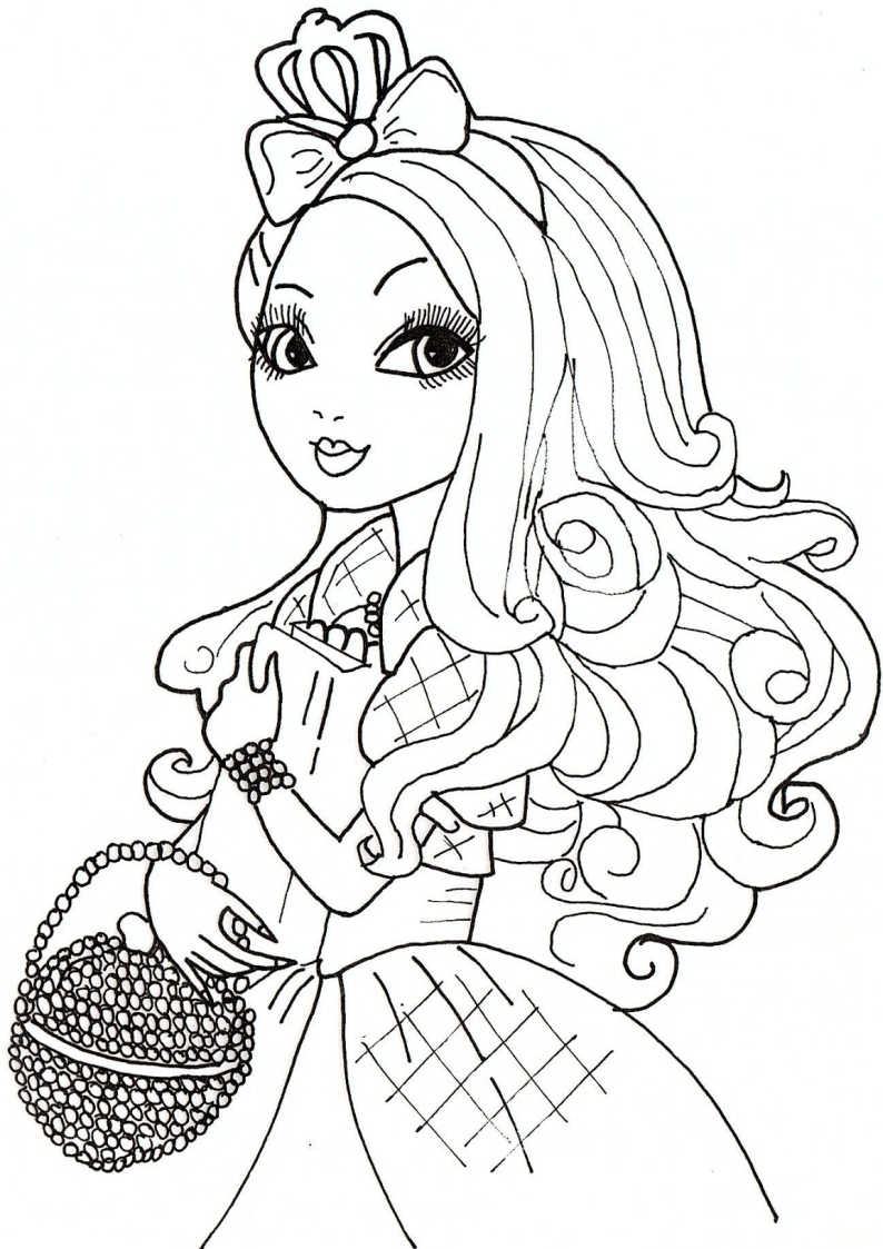 Ariana Grande Coloring Pages At Getcolorings Com Free