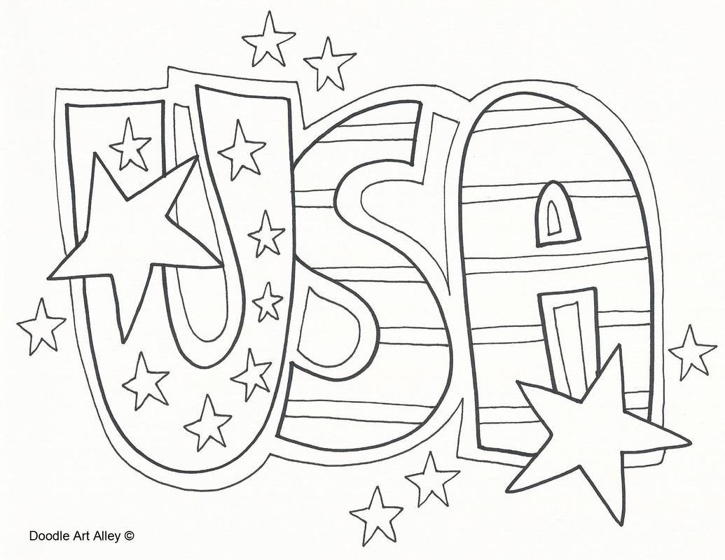 Constitution Day Coloring Pages At Getcolorings
