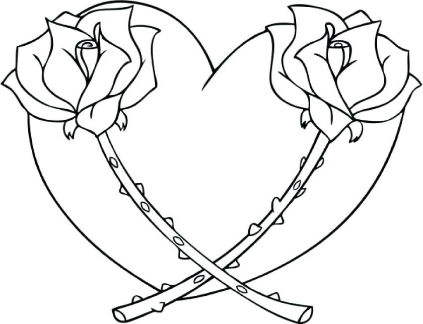 cool heart coloring pages at getcolorings  free