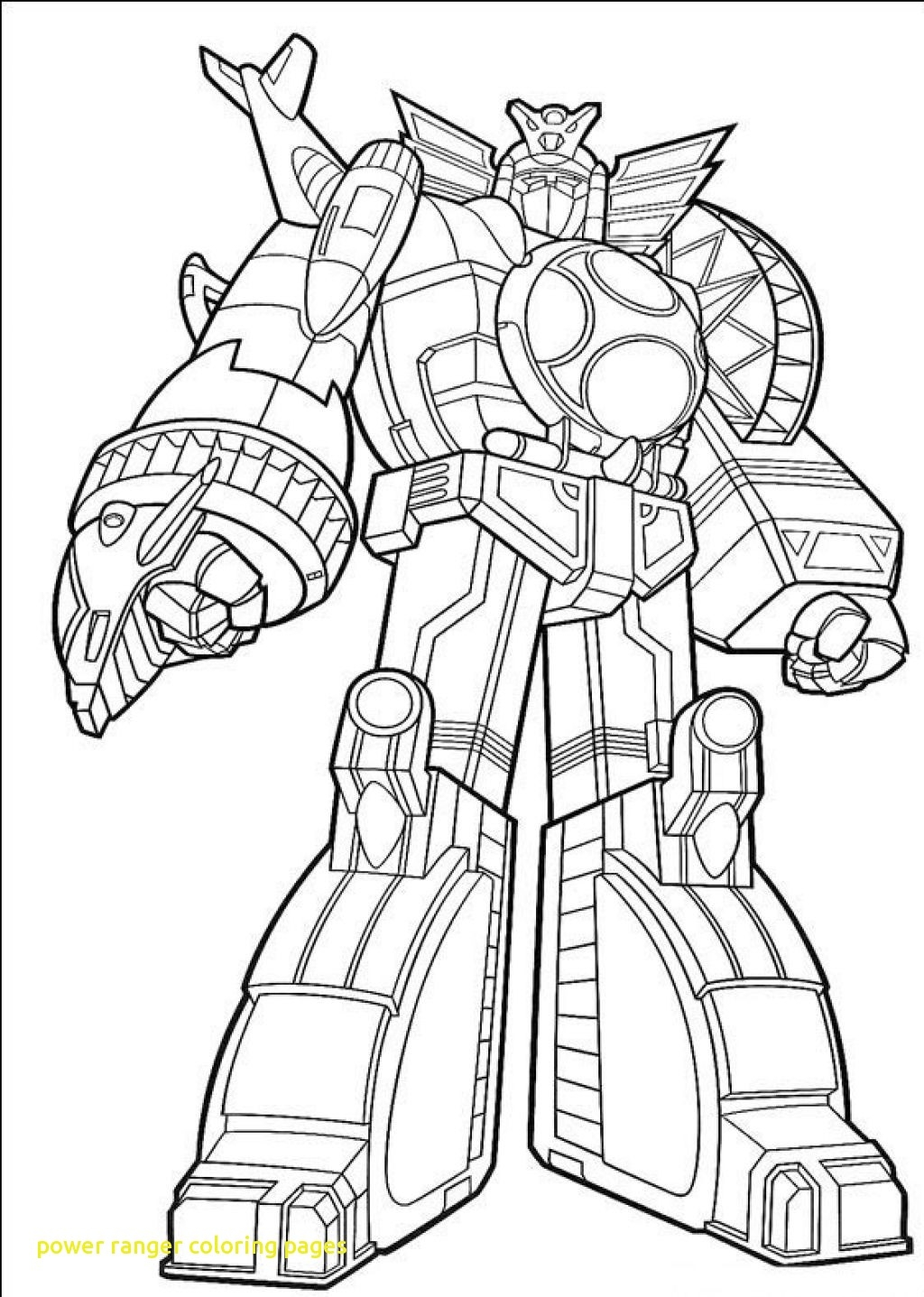 Dino Charge Coloring Pages At Getcolorings