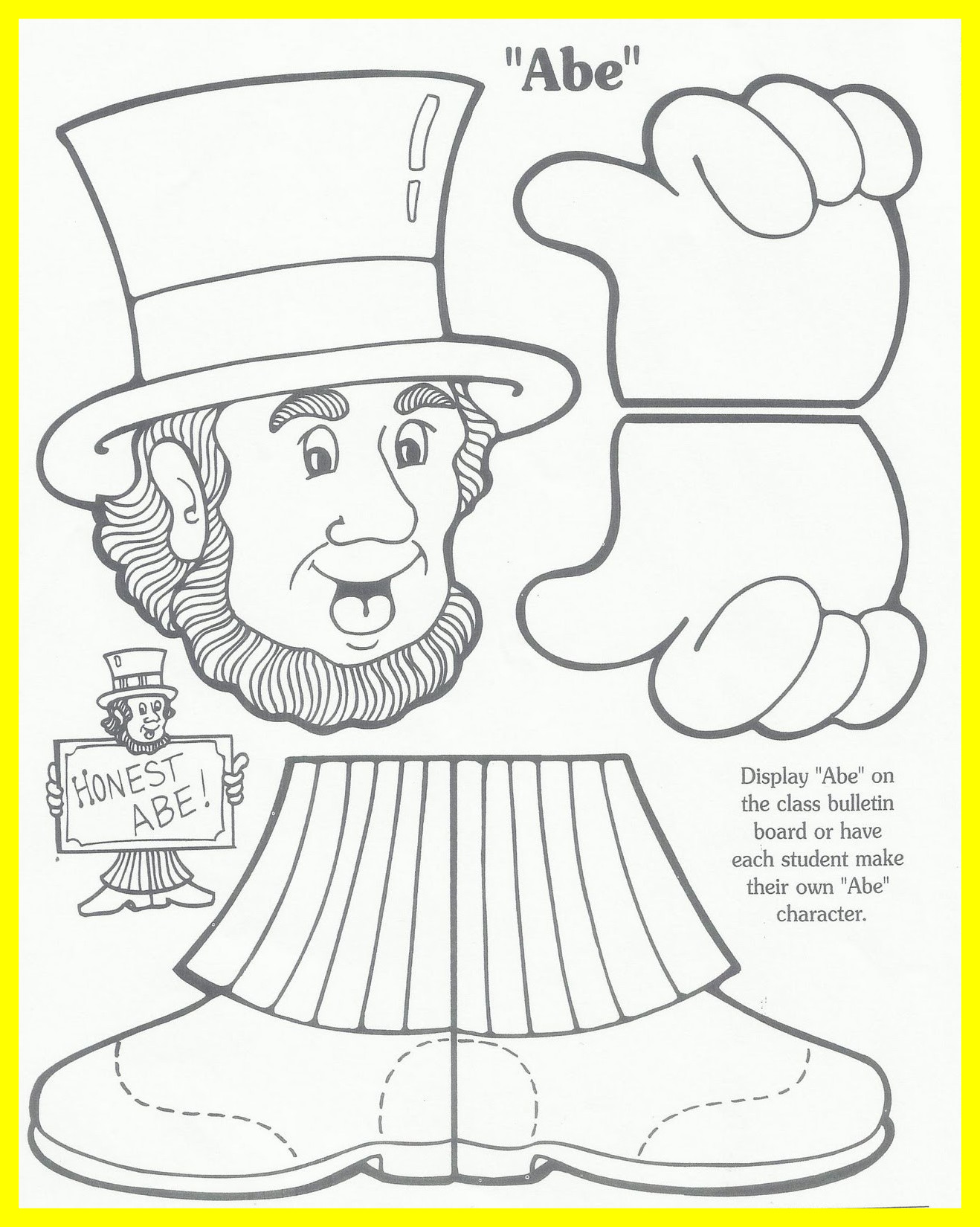 Election Day Coloring Pages At Getcolorings