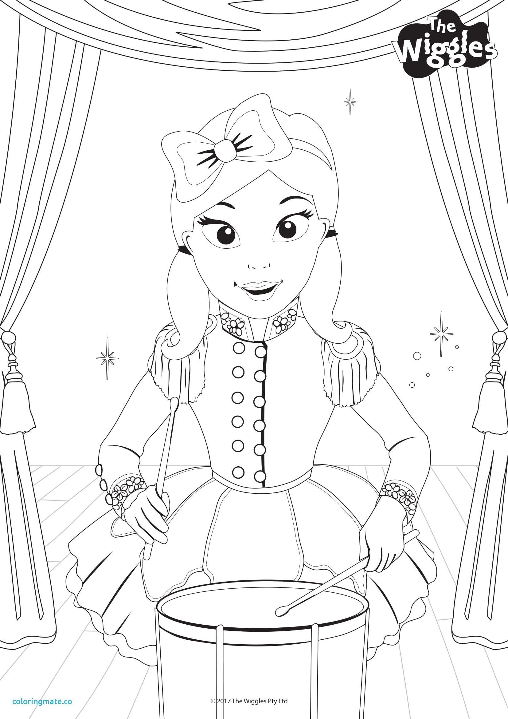 Emma Coloring Pages At Getcolorings