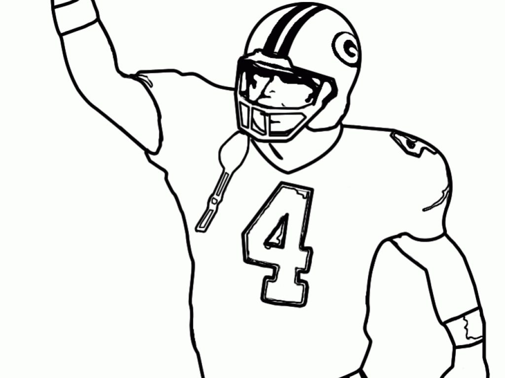 Football Jersey Coloring Page At Getcolorings