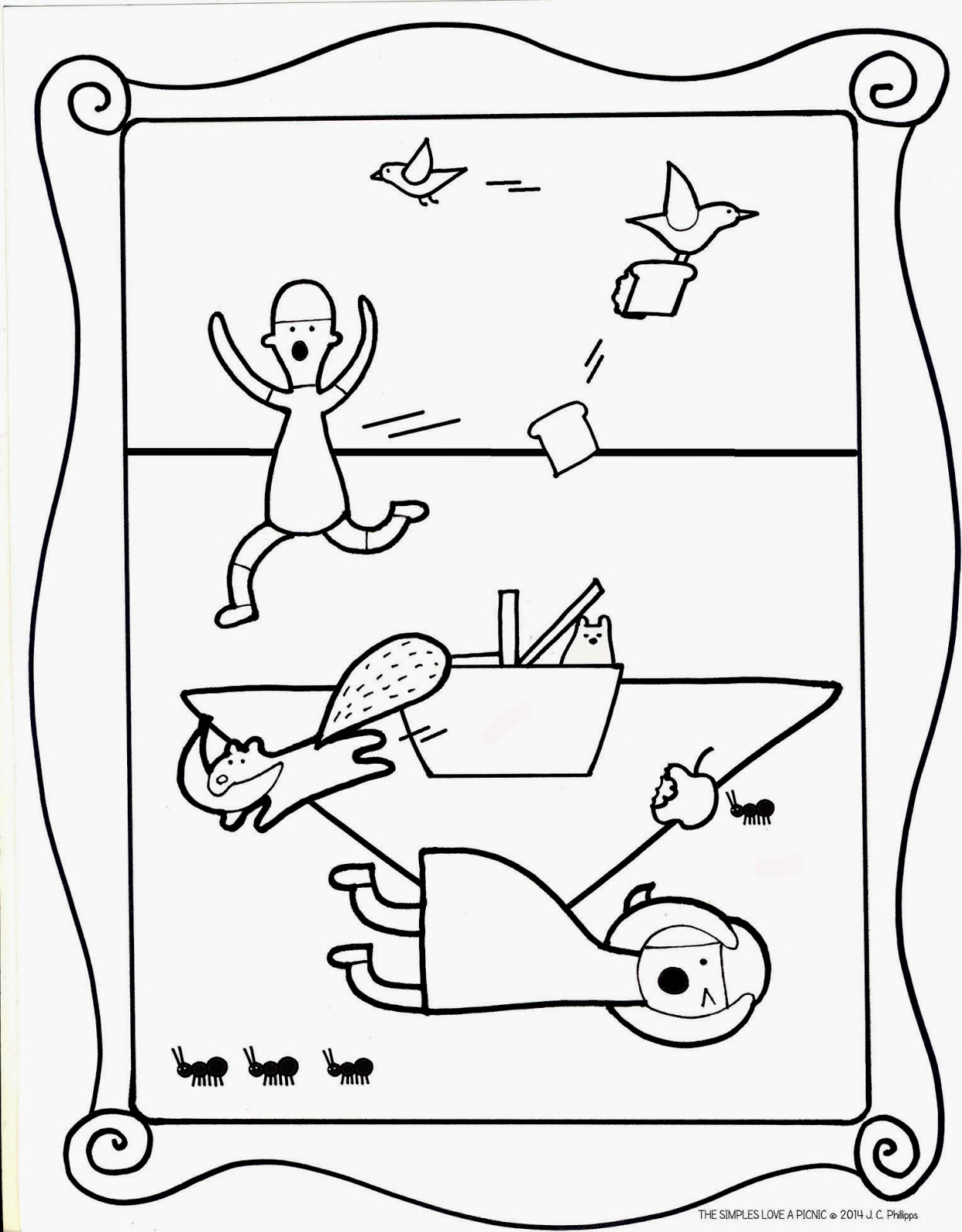 Fraction Coloring Pages At Getcolorings