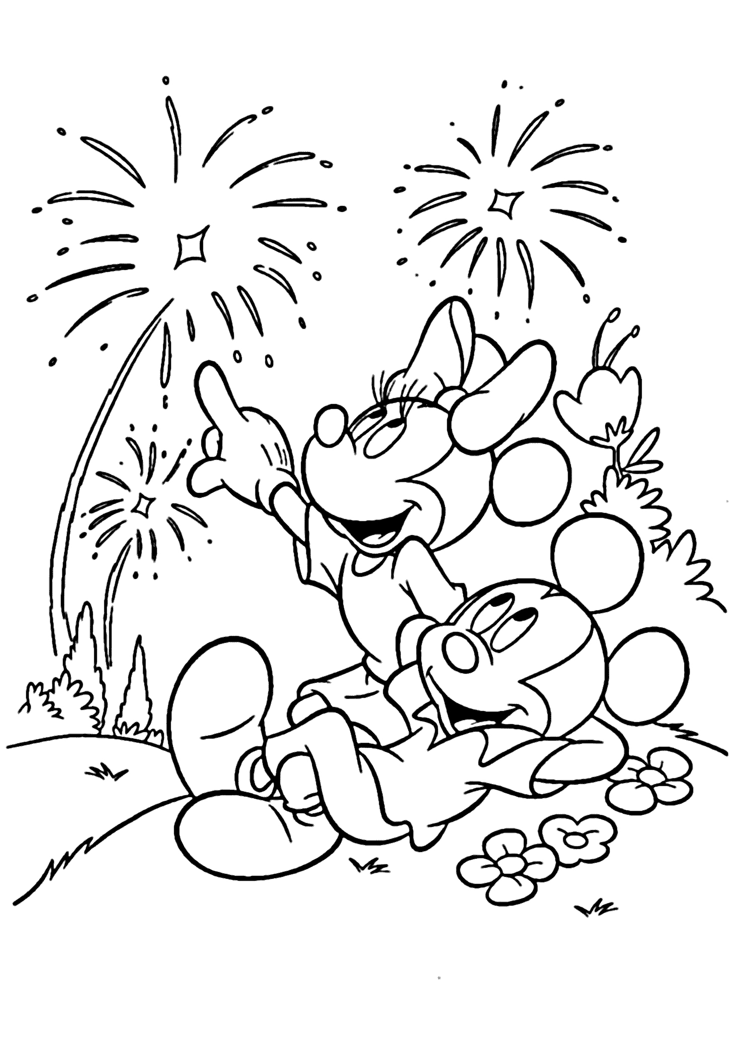 Free 4th Of July Coloring Pages At Getcolorings