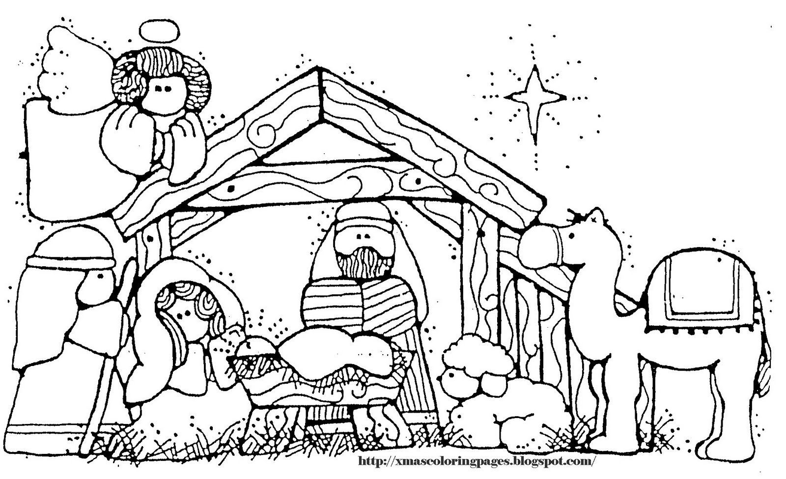 Free African American Coloring Pages For Kids At