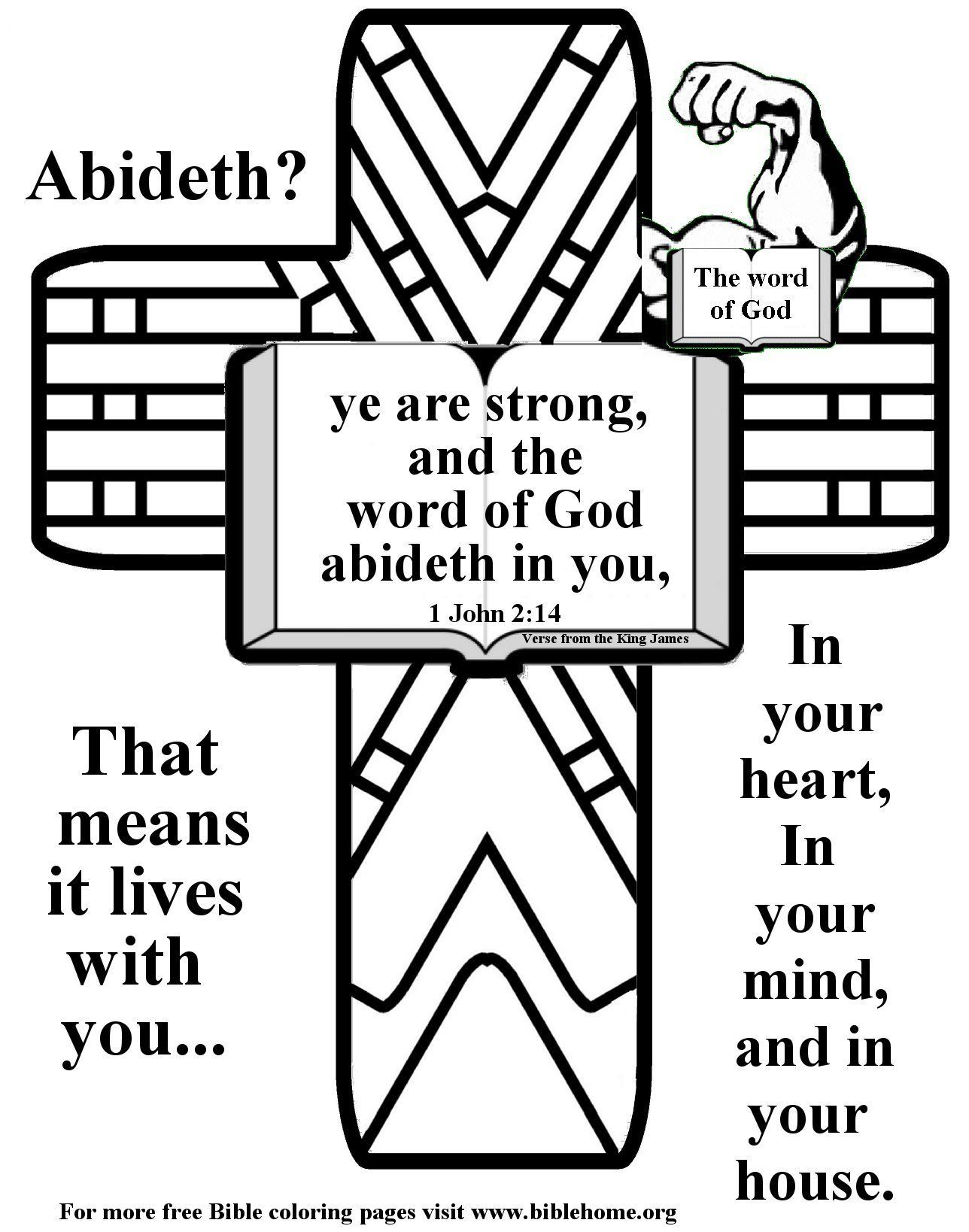 Free Bible Coloring Pages For Preschoolers At Getcolorings