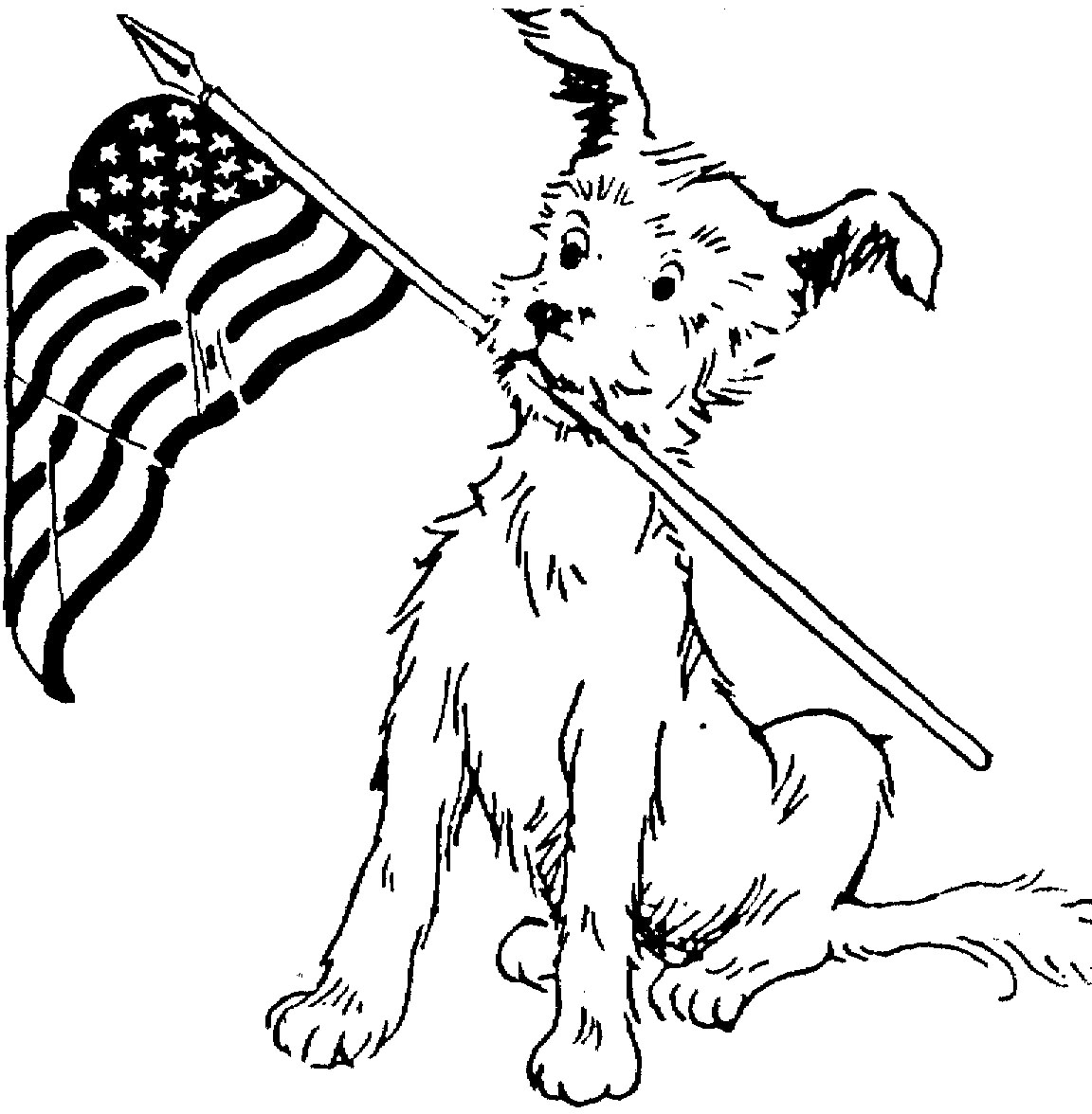 Free Coloring Pages For Veterans Day At Getcolorings