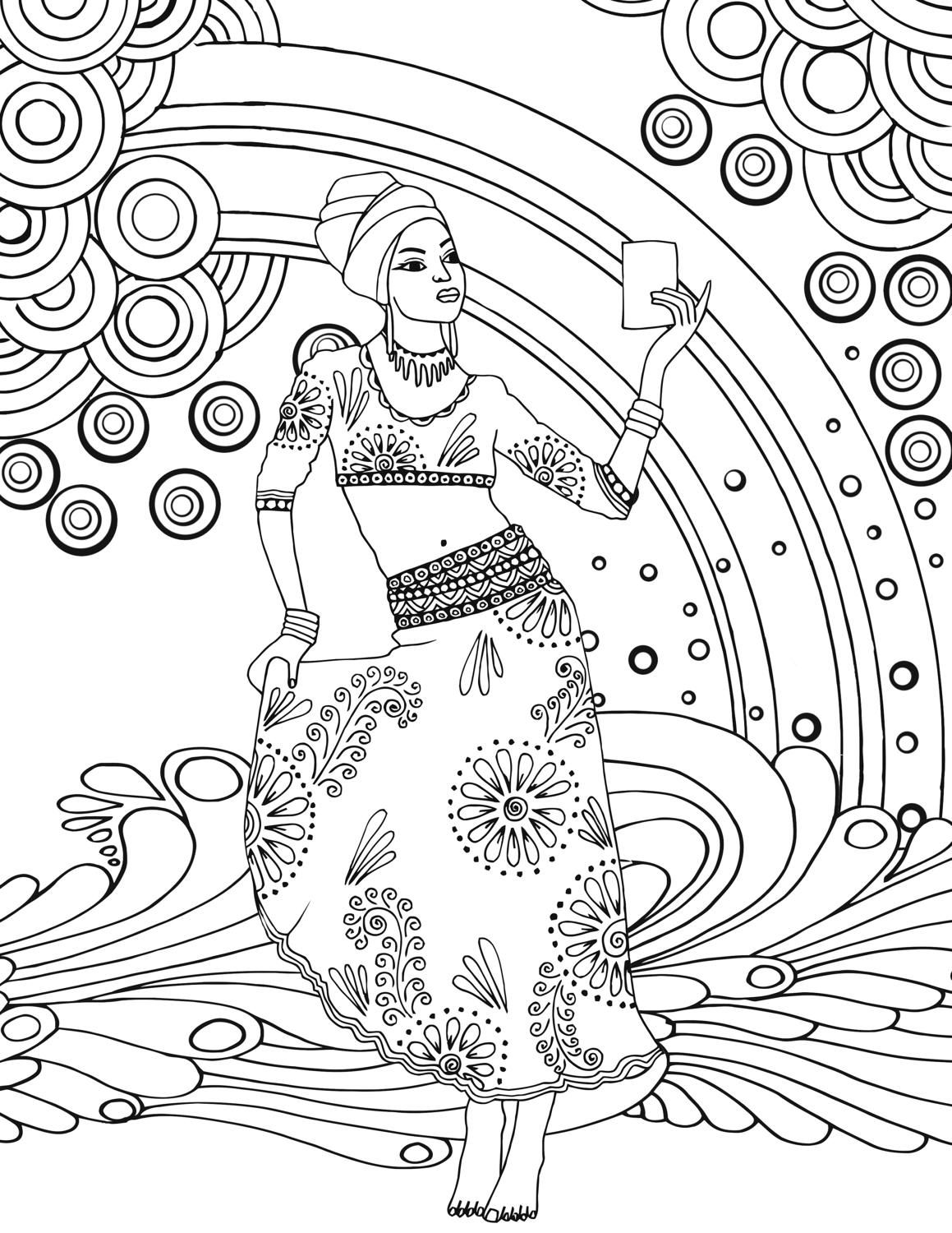 Gemstone Coloring Pages At Getcolorings