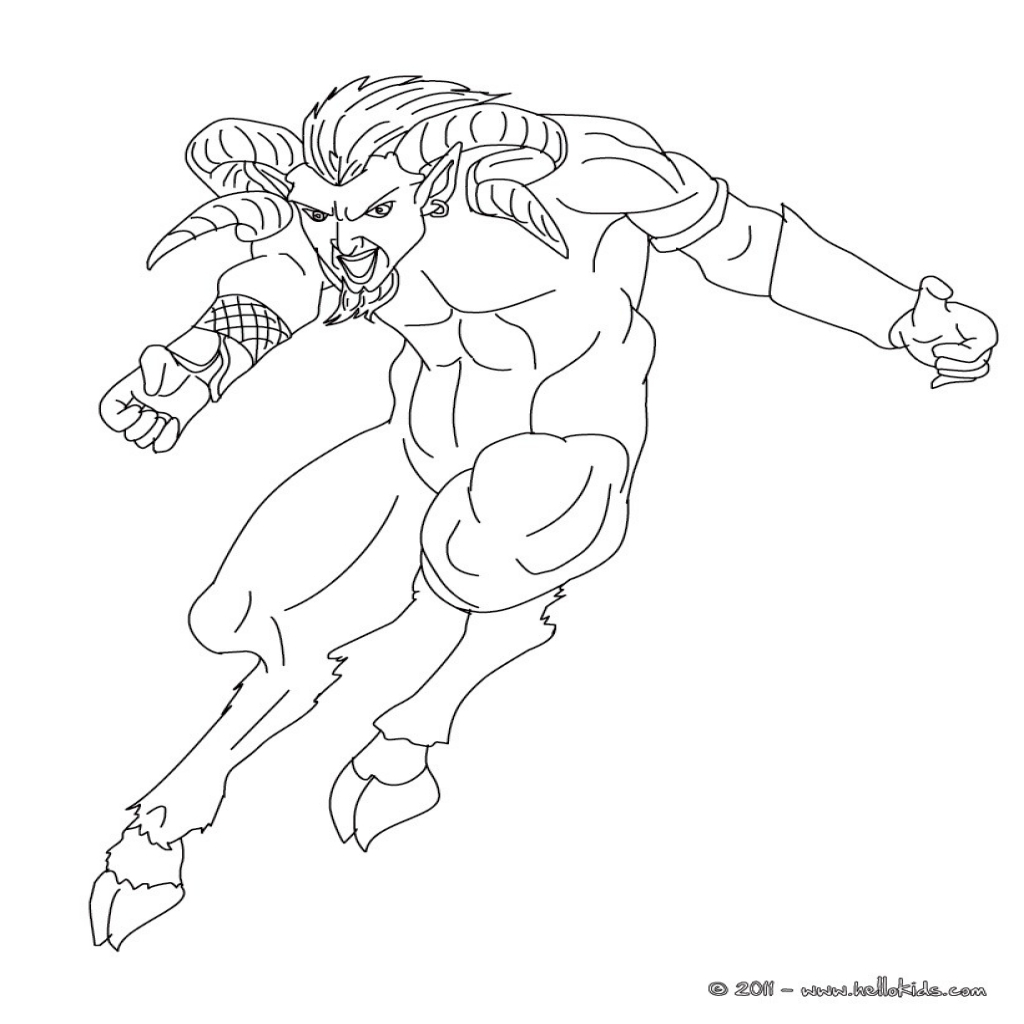 Greek Gods Coloring Pages At Getcolorings