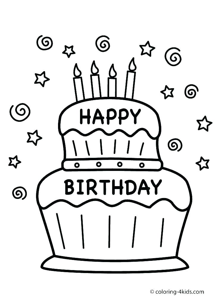 happy birthday nana coloring pages at getcolorings