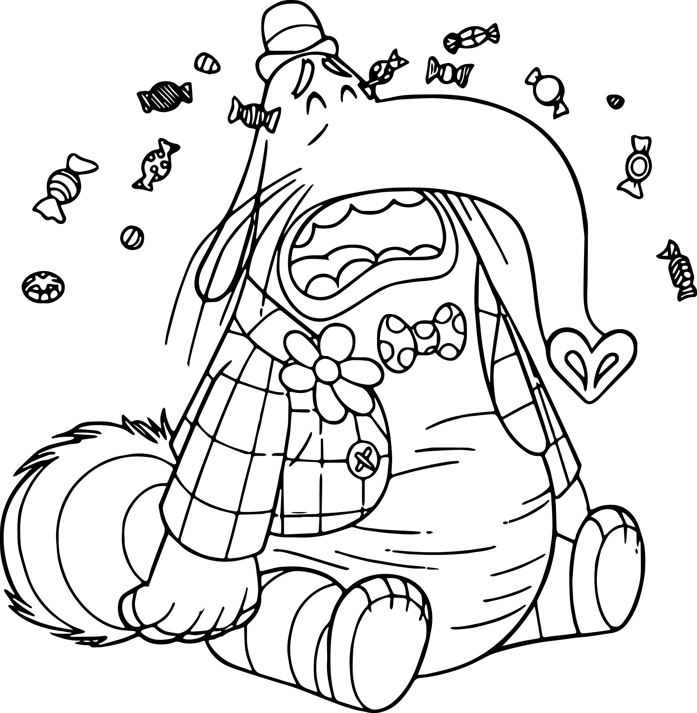 Inside Out Movie Coloring Pages At Getcolorings