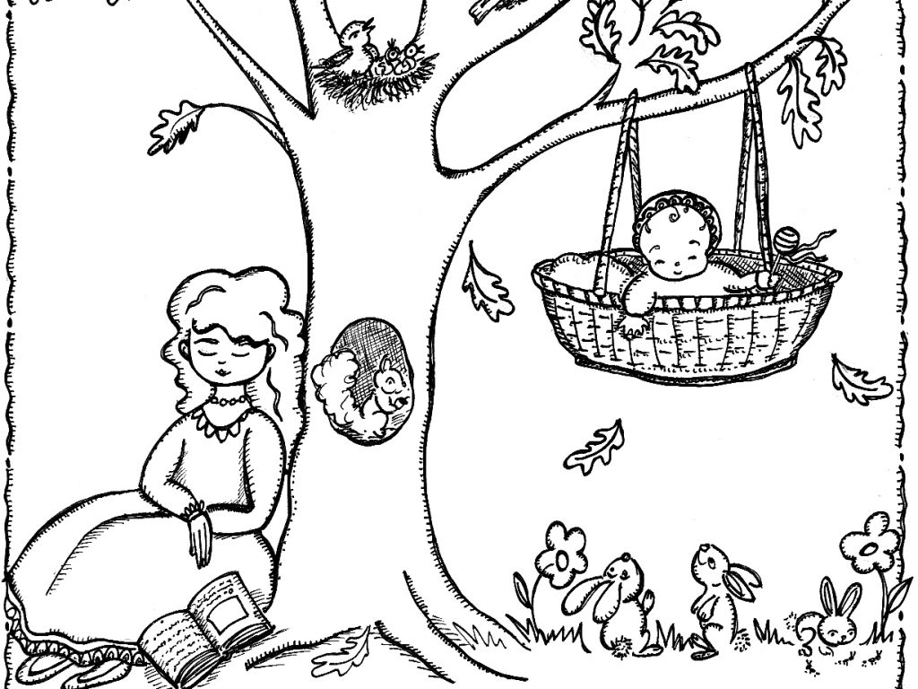 Jack And Jill Coloring Pages At Getcolorings