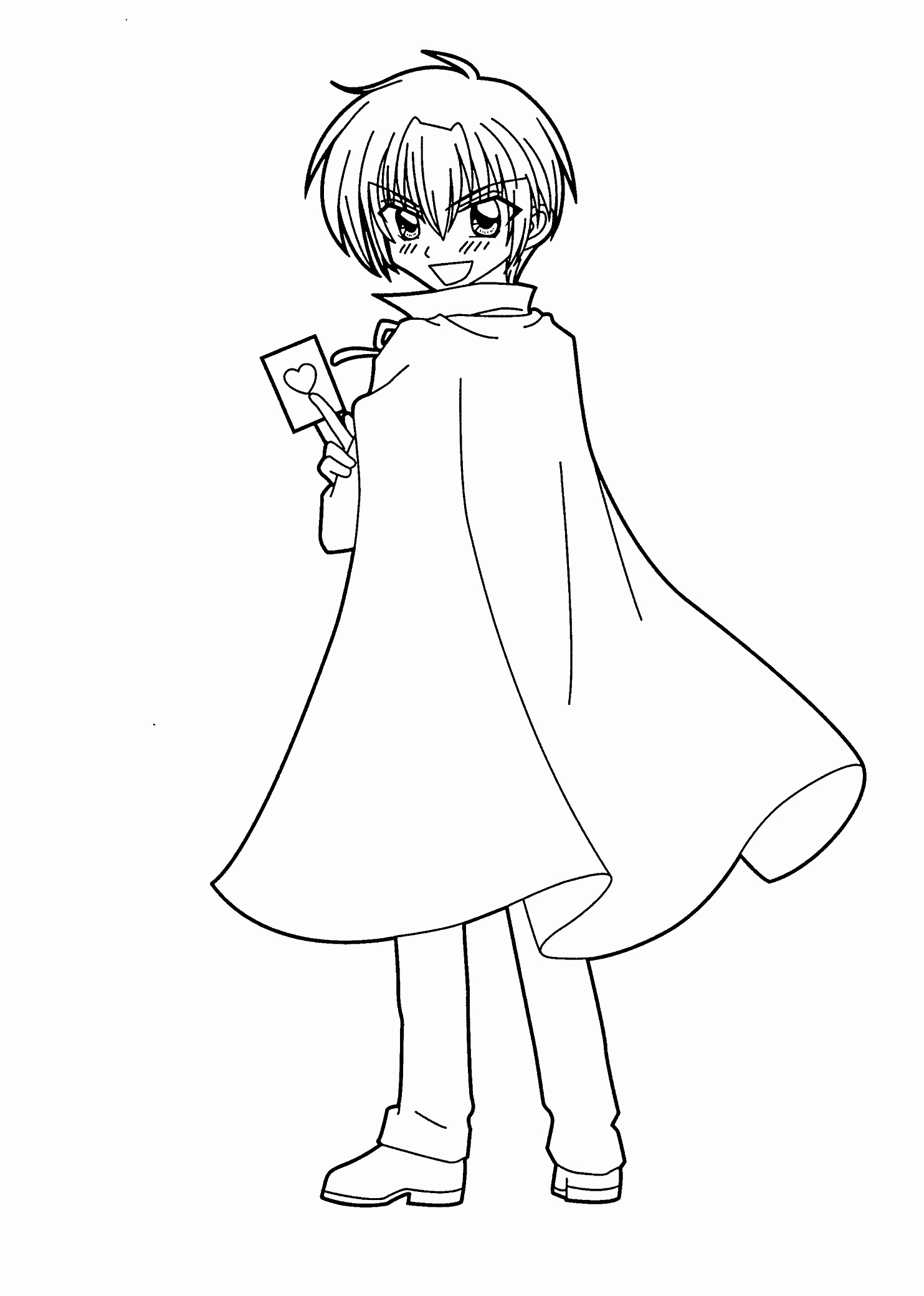 Jack Frost Coloring Pages At Getcolorings