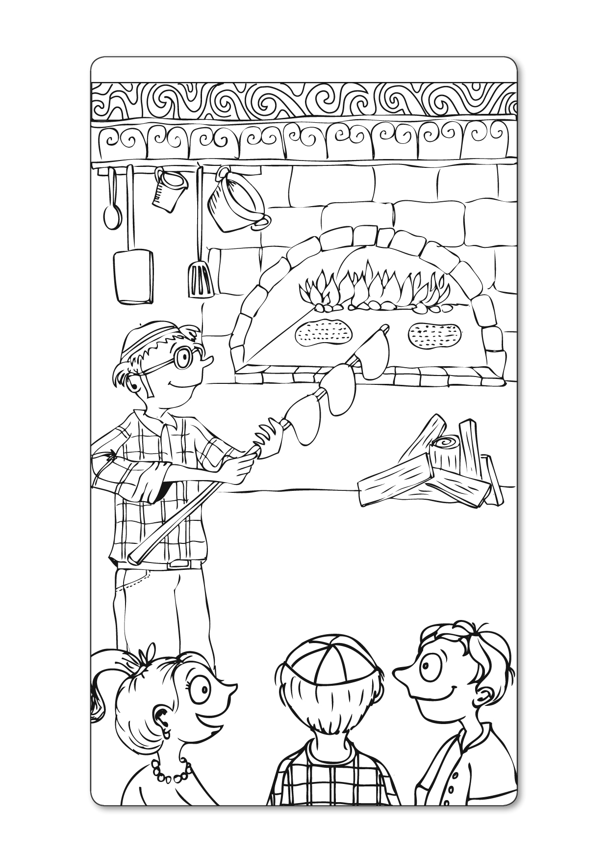 Jacob Coloring Pages At Getcolorings