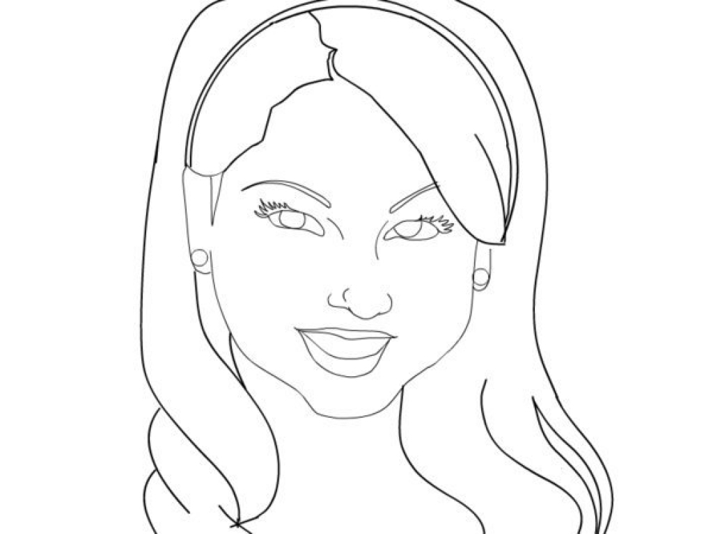 Jessie Coloring Pages From Disney Channel Novocom Top