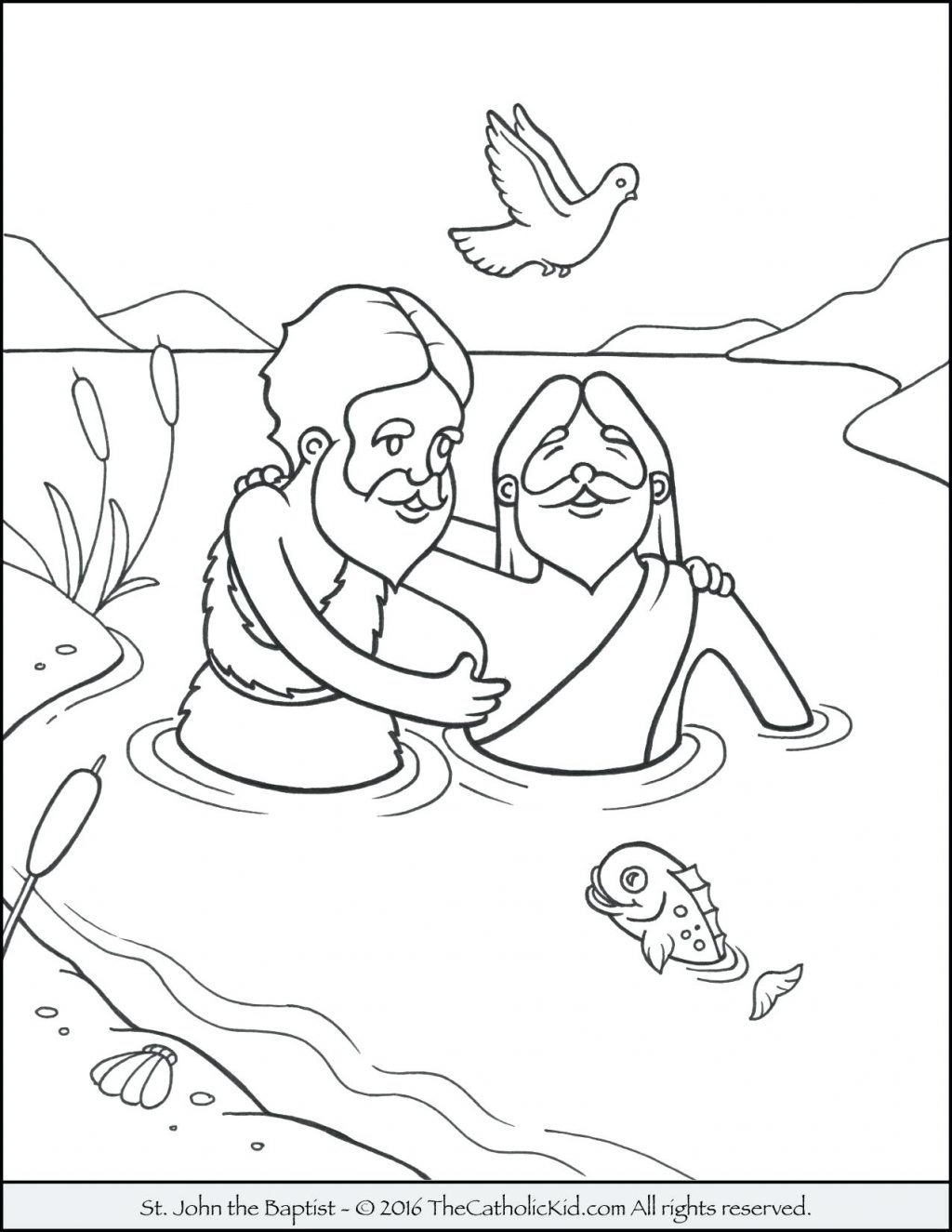 Johnny Appleseed Coloring Page At Getcolorings