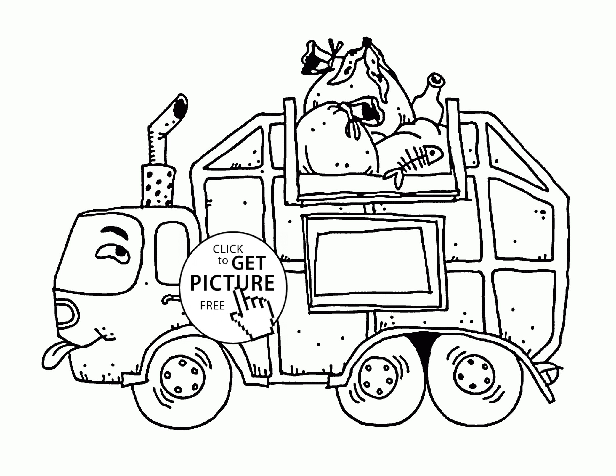 Kenworth Coloring Pages At Getcolorings