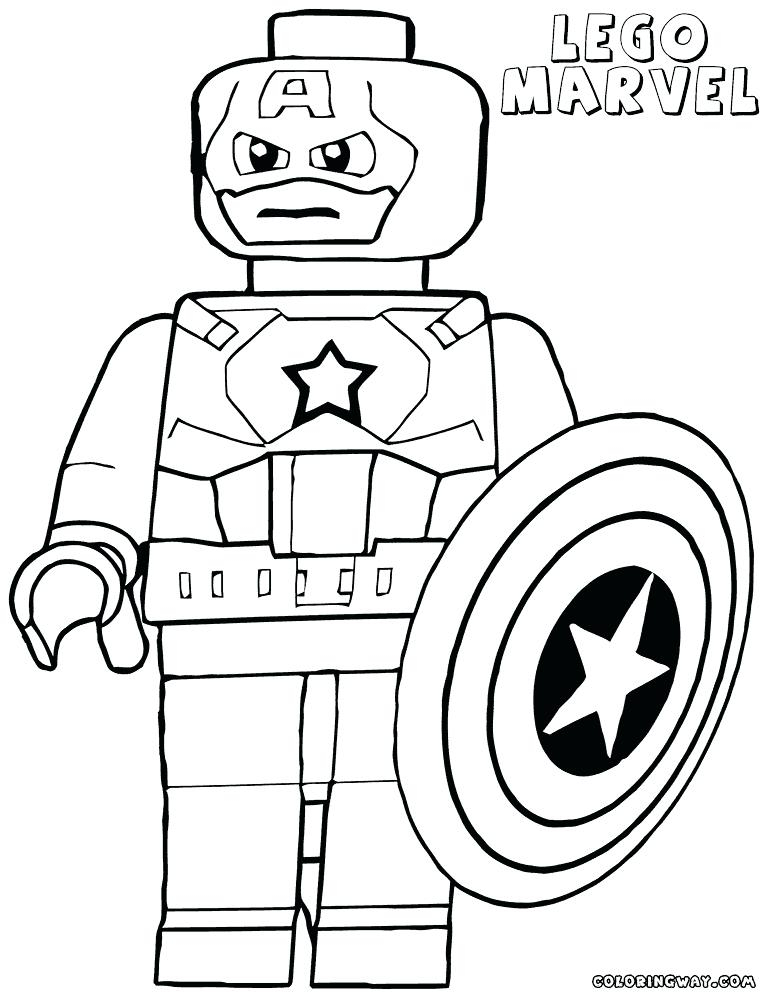 lego avengers coloring pages at getcolorings  free
