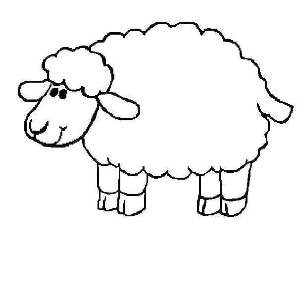 lion lamb coloring page at getcolorings  free