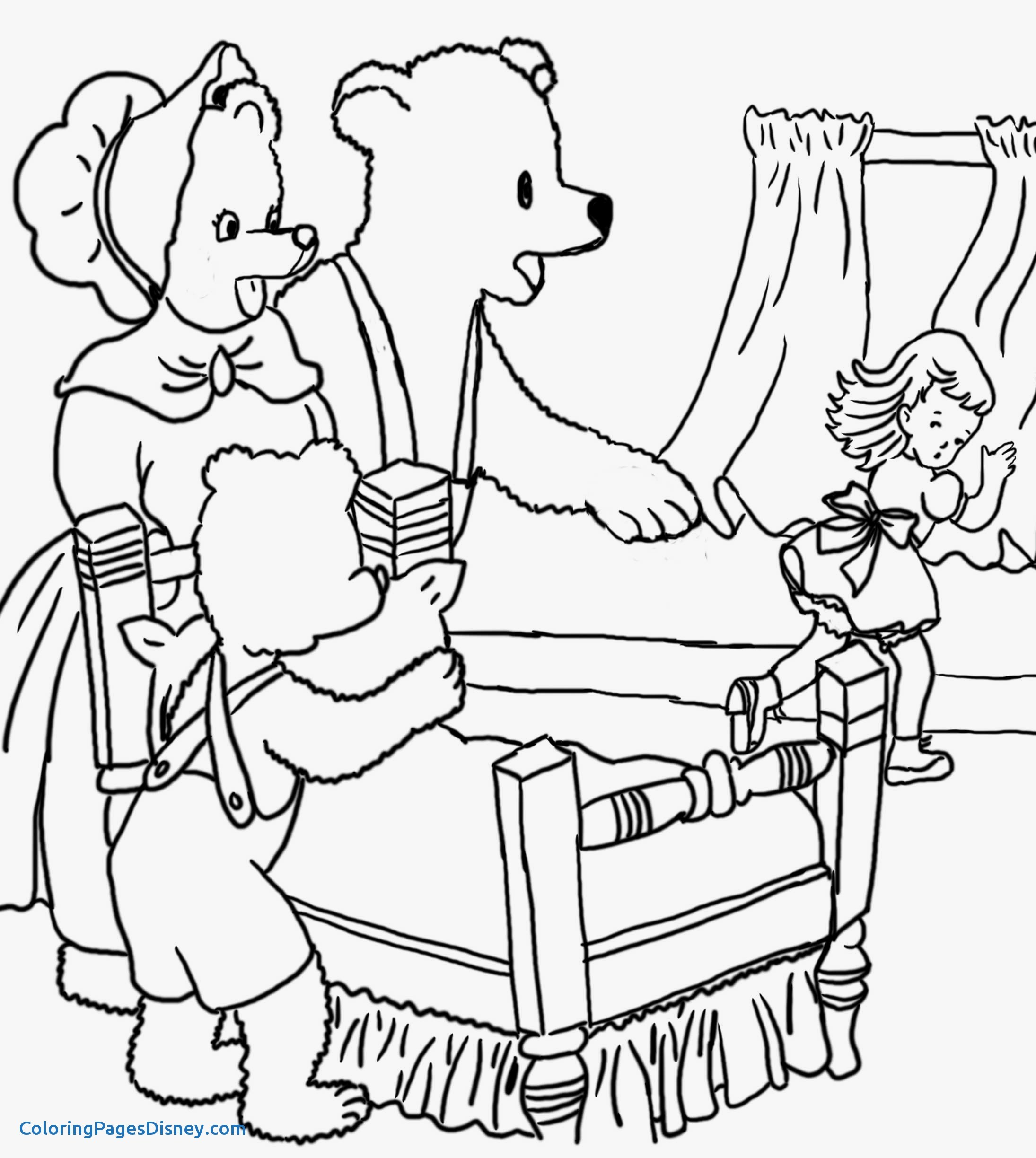 Little Bear Coloring Pages At Getcolorings
