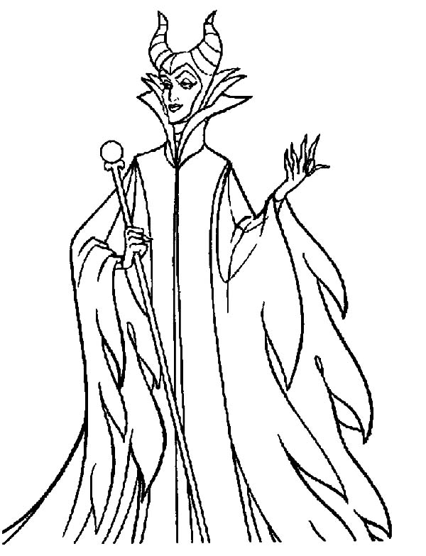 maleficent dragon coloring pages at getcolorings