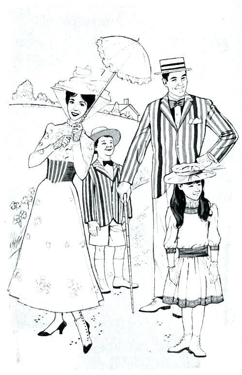 mary poppins coloring pages at getcolorings  free