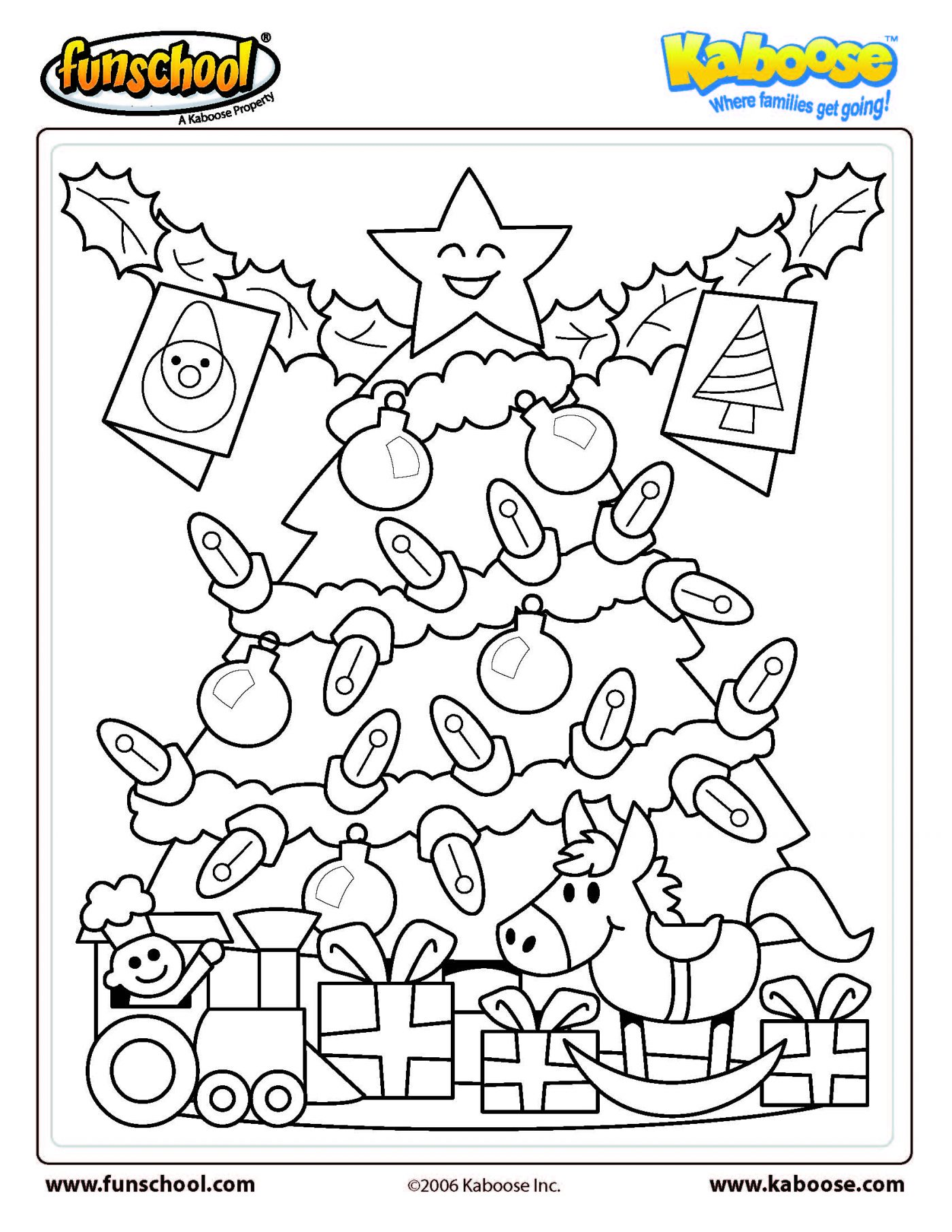 Math Christmas Coloring Pages Printable At Getcolorings