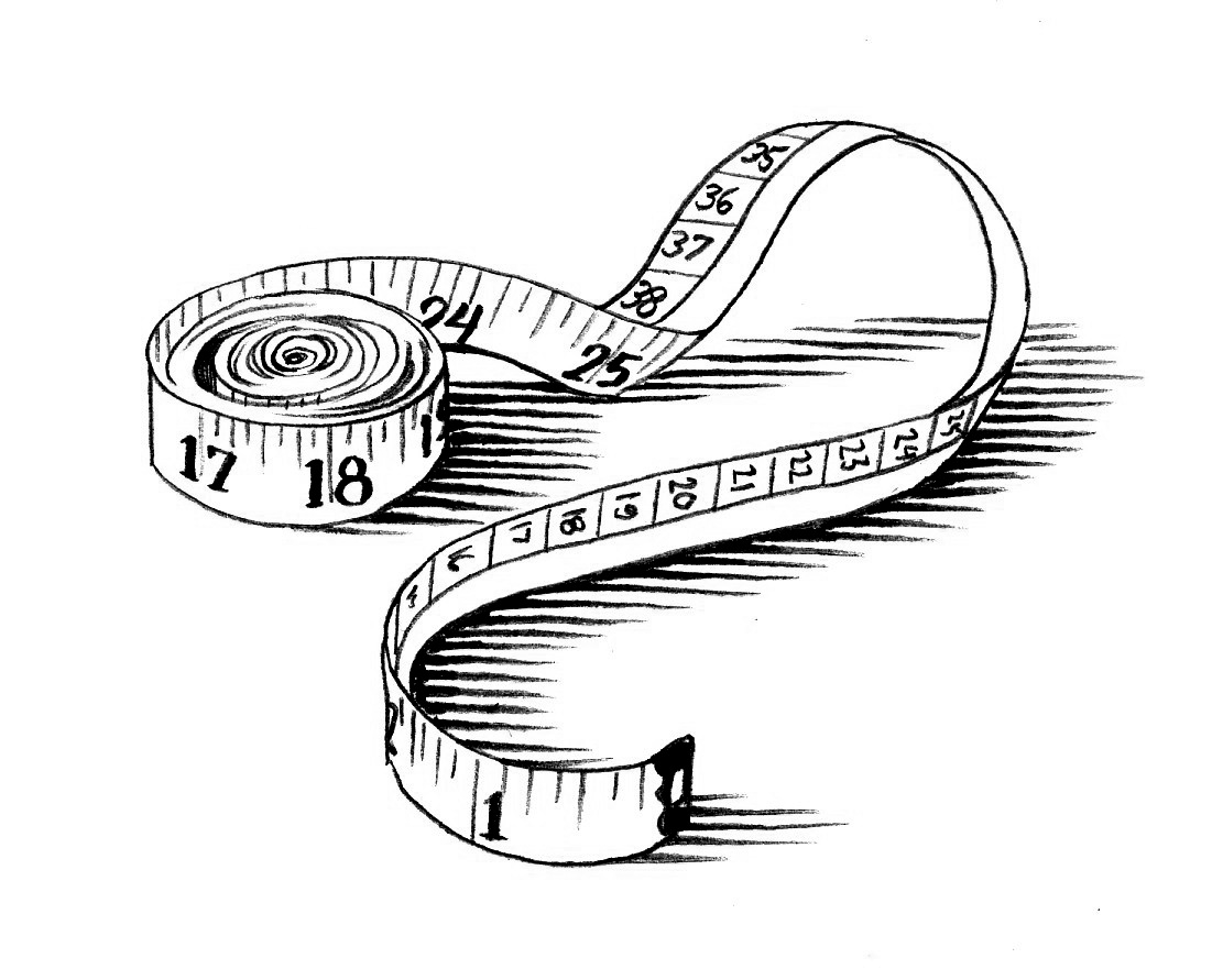 Measuring Tape Coloring Pages At Getcolorings