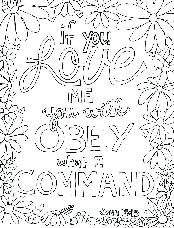 Moses Ten Commandments Coloring Pages at GetColorings.com ...