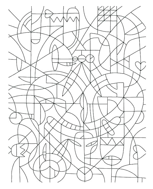 mystery pictures coloring pages at getcolorings  free