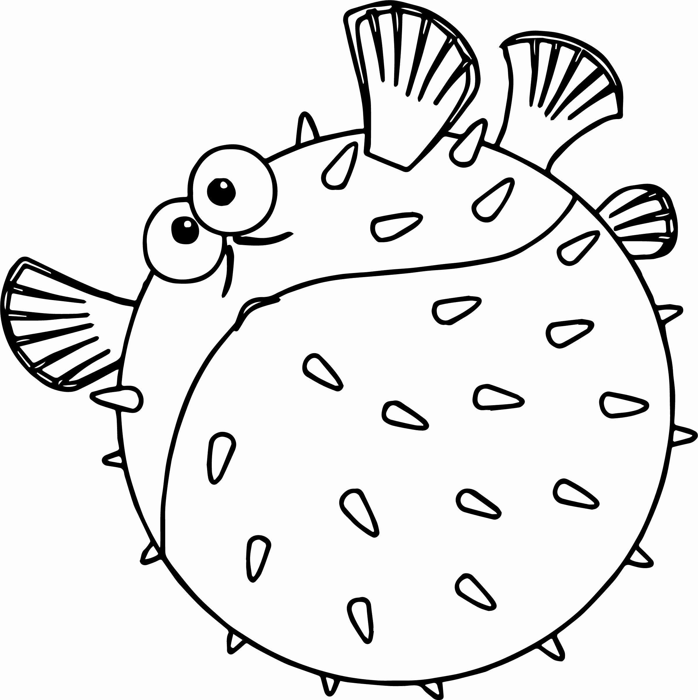 Nemo Coloring Pages At Getcolorings