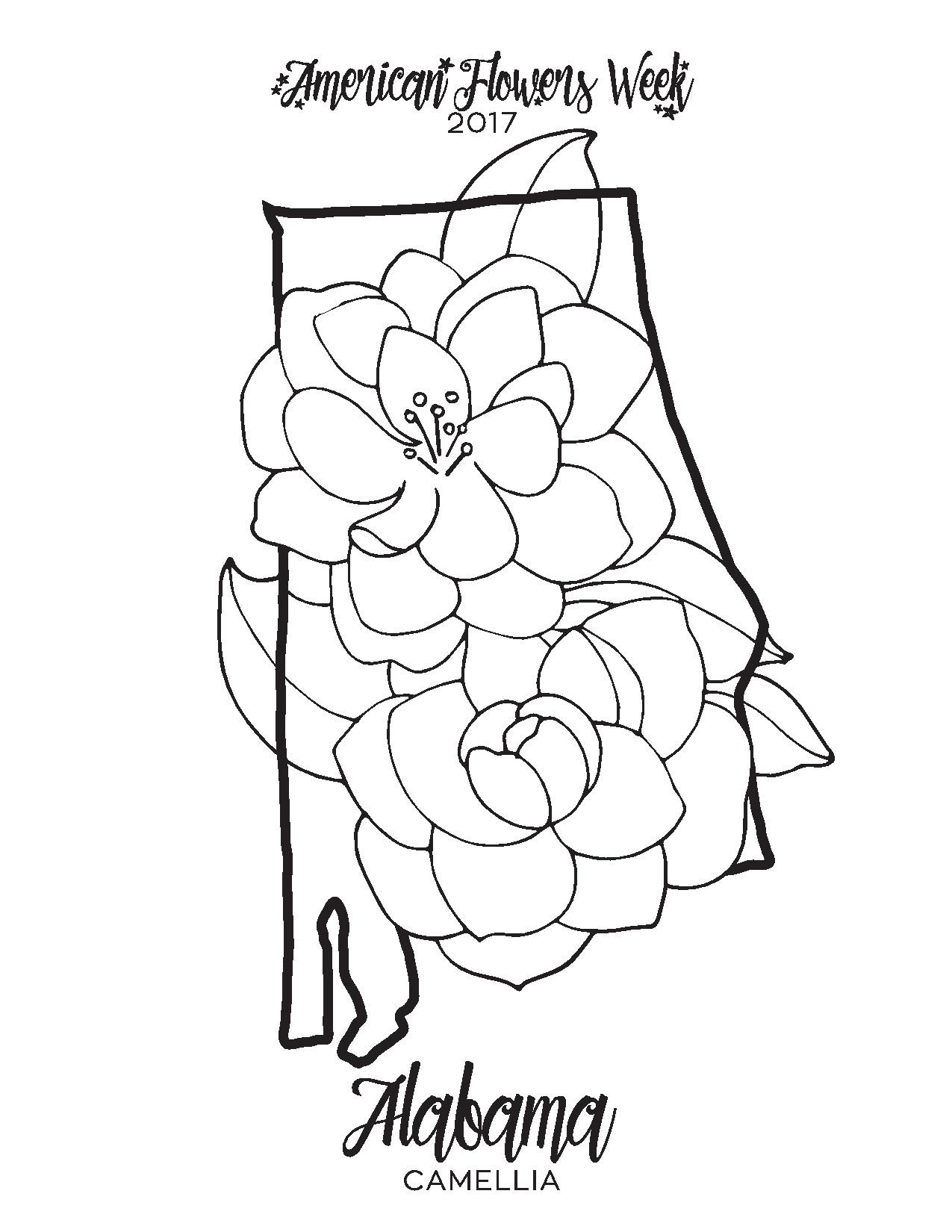 New York State Flag Coloring Page At Getcolorings