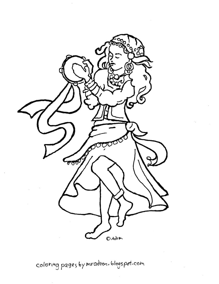 pin up coloring pages at getcolorings  free printable